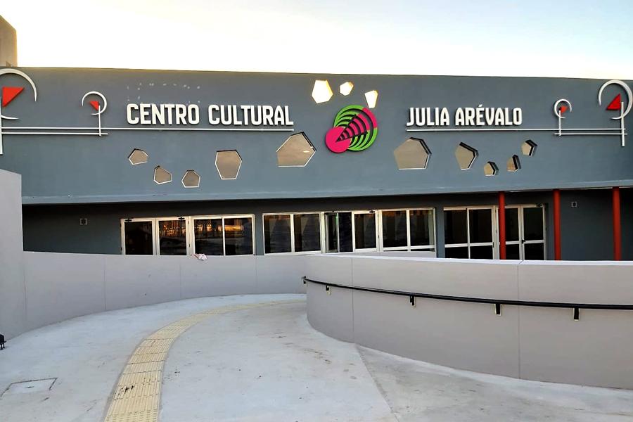 Centro Multicultural Julia Arévalo