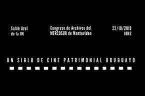 Un siglo de cine patrimonial uruguayo en Salón Azul de la IM